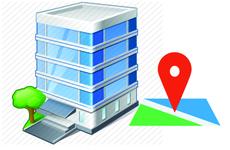 peta lokasi kantor toko herbal sukoharjo solo jawa tengah