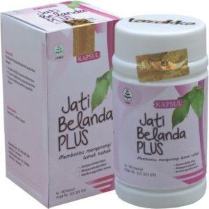 foto gambar produk herbal tazakka herbal sukoharjo daun jati belanda kemasan kapsul botol