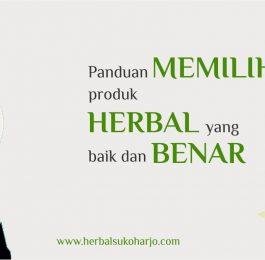 foto gambar gambar artikel panduan cara memilih produk herbal dan mengenai ciri herbal yang baik benar .