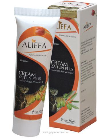 Cream Wajah Herbal Zaitun Minyak Bulus Vitamin E