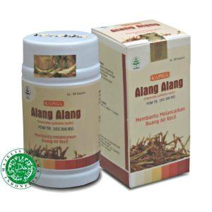 JUAL obat Panas Dalam Herbal Alang- Alang Kapsul Ekstrak ORIGINAL Tazakka