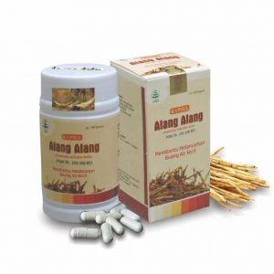 Akar alang alang kapsul herbal Tazakka obat panas dalam mimisan sakit ginjal