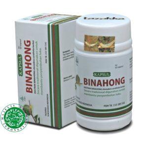 harga jual produk herbal kapsul binahong tazakka untuk luka