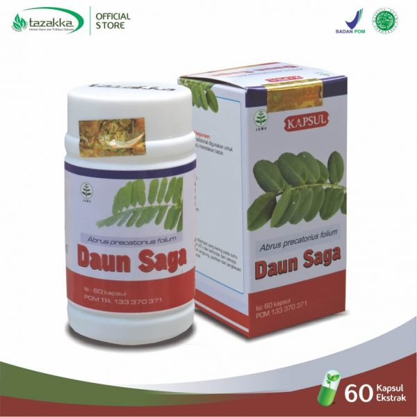 Daun Saga Herbal