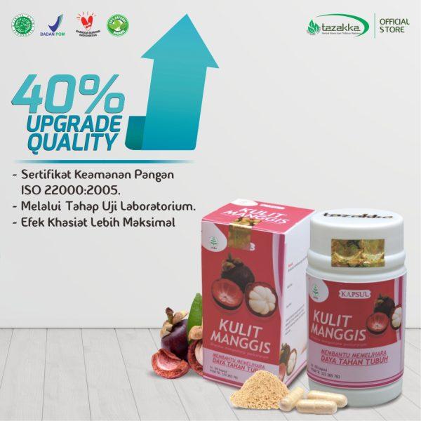 Ekstrak kulit Manggis premium quality
