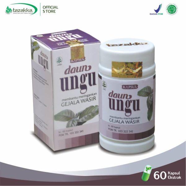 Herbal Daun Ungu