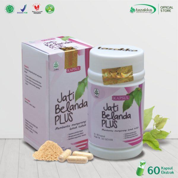 Jati Belanda plus Herbal Tazakka