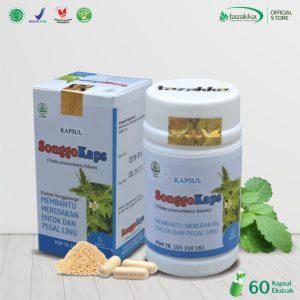 Kapsul Songgokaps Herbal Tazakka