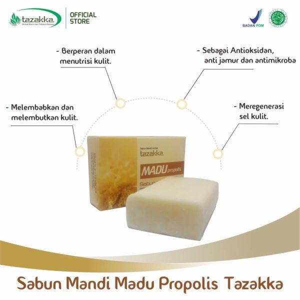 Manfaat Sabun Madu