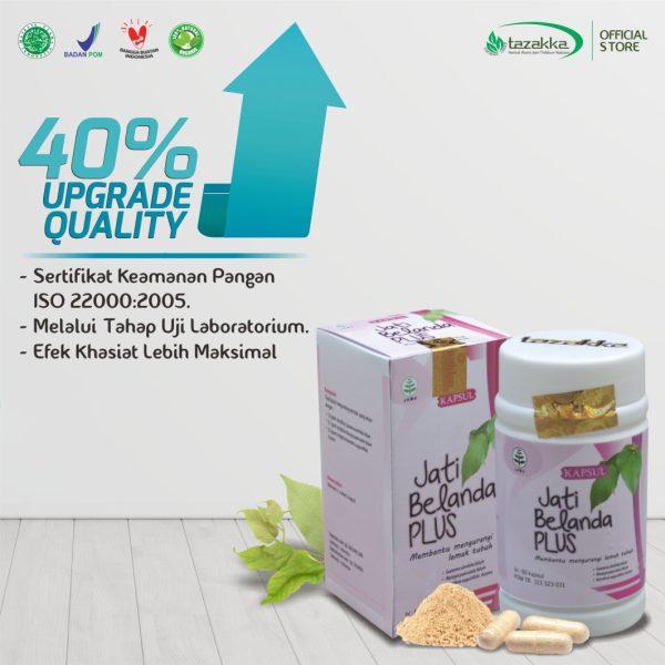 Obat diet herbal jati belaanda kualitas premium