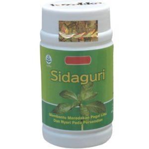 foto gambar produk herbal tazakka herbal sukoharjo manfaat tanaman sidaguri kemasam kapsul botol