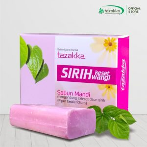 Sabun Daun Sirih Herbal Tazakka