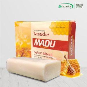 Sabun Mandi Madu Herbal Tazakka