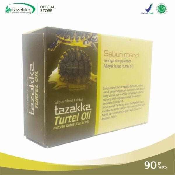 Sabun Turtle oil