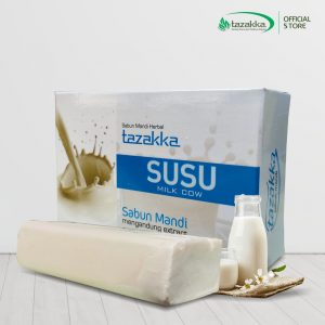 Sabun mandi Susu