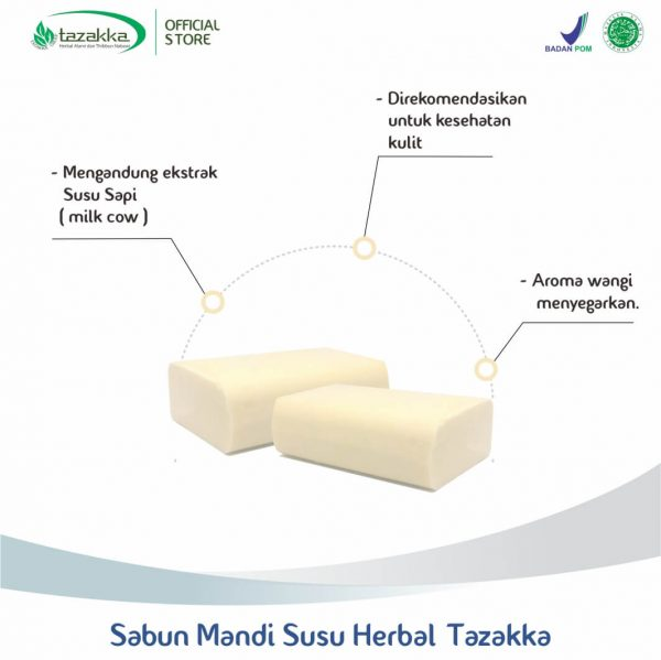 Sabun pemutih badan
