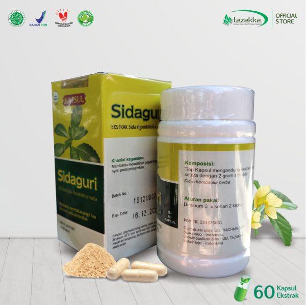 Sida rhombifolia herba Sidaguri