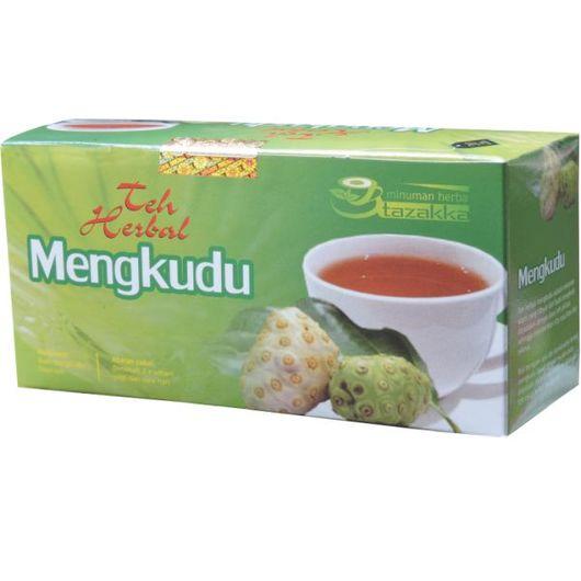 foto gambar produk herbal sukoharjo tazakka mengkudu darah tinggi dan diabetes kencing manis kemasan teh celup
