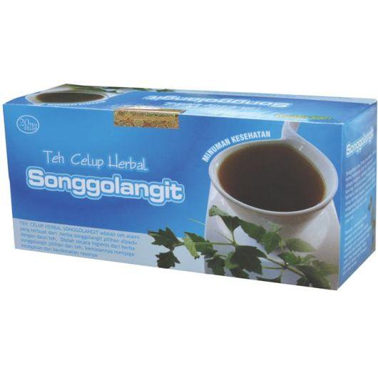 foto gambar produk herbal sukoharjo tazakka songgolangit obat pegal linu alami dan nyeri sendi kemasan teh celup
