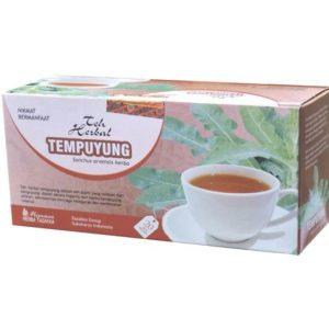 foto gambar produk teh herbal tempuyung tazakka herbal sukoharjo