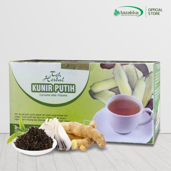 Tah Celup Kunir Putih Herbal Tazakka Original