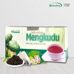 Teh Celup Mengkudu Herbal Tazakka