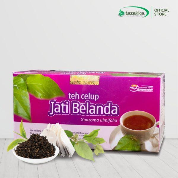 Teh Daun Jati Belanda Herbal Tazakka