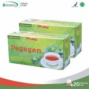 Teh Daun Pegagan Herbal Tazakka