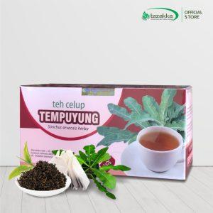Teh Tempuyung herbal tazakka
