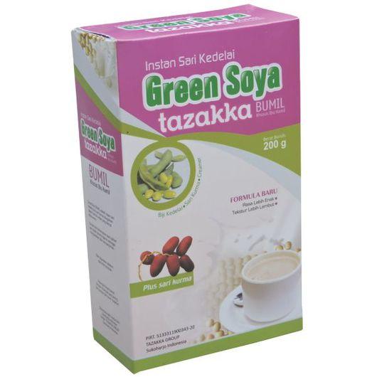 foro gambar produk susu kedelai green soya tazakka ibu hamil