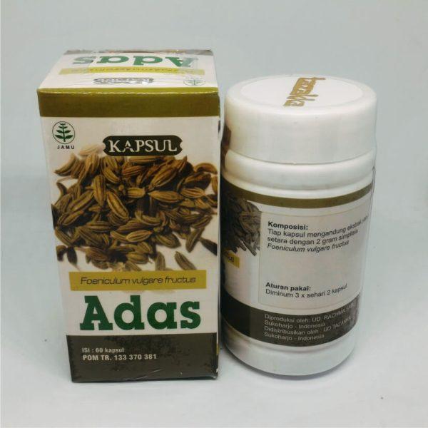 kapsul biji adas tazakka herbal perut kembung 3