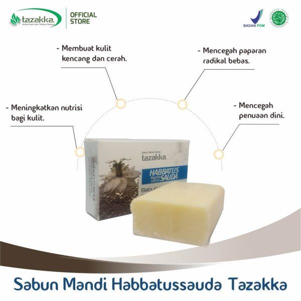 manfaat sabun habbatussauda