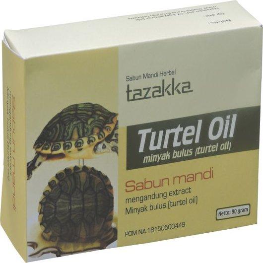 foto gambar produk herbal sabun mandi ekstrak minyak bulus tazakka herbal sukoharjo.