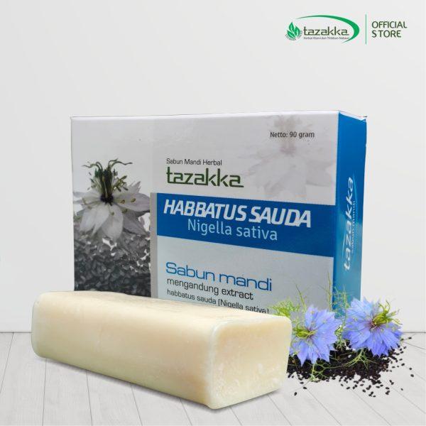 sabun Mandi Batang habbatussauda Tazakka