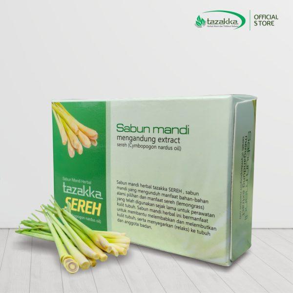 sabun herbal sereh