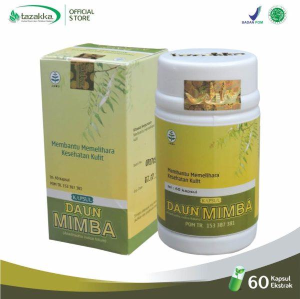 Daun Mimba Herbal Tazakka