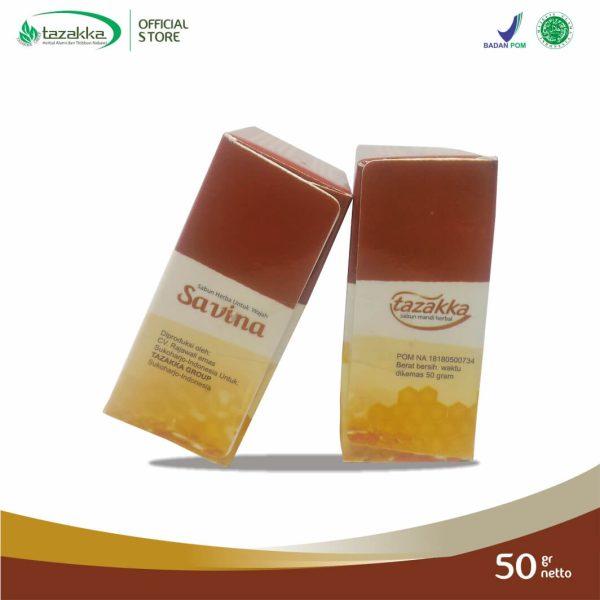 Savina Propolis Plus Kolagen Herbal Tazakka