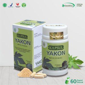 Yakon Tazakka Obat Herbal Diabetes