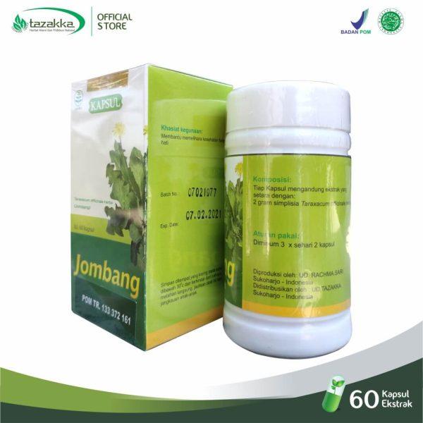 nama latin Jombang Taraxacum officinale herba