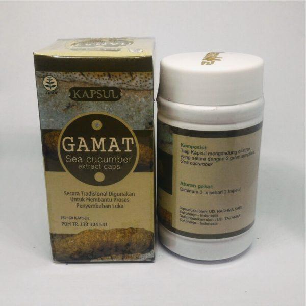 Gamat Emas Kapsul Herbal Tazakka 2