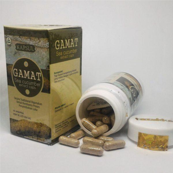Gamat Emas Kapsul Herbal Tazakka 3