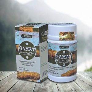 Gamat Emas Kapsul Herbal Tazakka