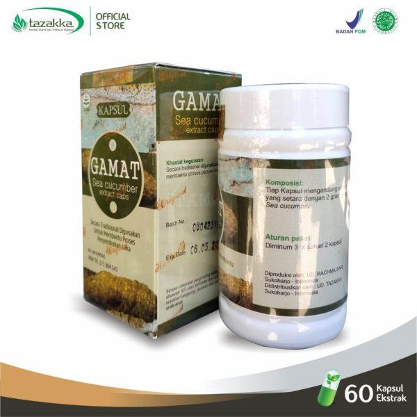 Herbal Gamat Teripang Emas
