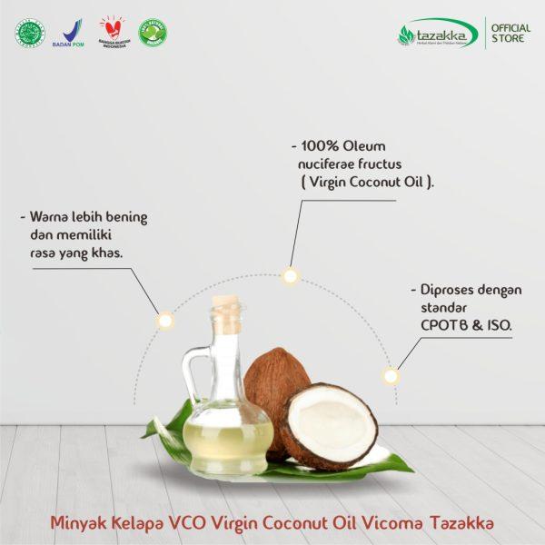 VCO Vicoma Virgin Oil