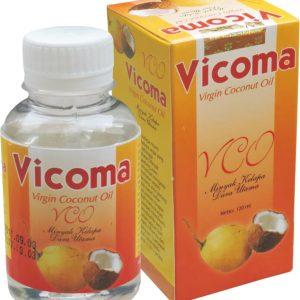 foto gambar Vicoma Tazakka Virgin Coconut Oil Ekstrak Minyak Kelapa Dara Utama Alami Aman Tanpa Efek Samping