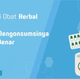 foto gambar benner website waktu yang tepat dan reaksi serta cara minum obat herbal yang benar