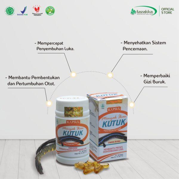 Manfaat ikan kutuk untuk kesehatan