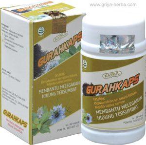 contoh foto gambar produk herbal tazakka group Gurahkaps Obat Herbal Kapsul Untuk Gurah Alami Dan Membantu Melegakan Hidung Tersumbat.