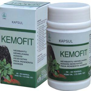 contoh foto gambar produk Obat Kanker Dan Tumor Herbal Kemofit Alami Halal Berizin Edar Dan Berkualitas.