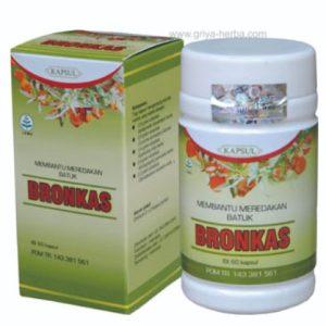 contoh foto gambar produk tazakka BRONKAS Obat Hebral Alami Untuk Membantu Meredakan Batuk Dan Mengatasi Gejala Bronkhitis.